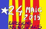 La batalla del soberanismo en el 24 de mayo está en un puñado de ciudades