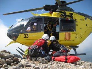 España: ¿Cobrar por los rescates de montaña?