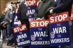 Poder de negociación, salarios, desempleo y el acuerdo de negociación colectiva
