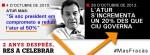 El verdadero fracaso de la legislatura de Artur Mas, sus políticas no han ayudado a generar empleo o crecimiento económico