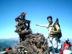Ascensión al Canigó (2.784 metros): en plena romería de la Flama