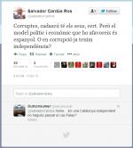 De intelectuales orgánicos y cavernas catalanas
