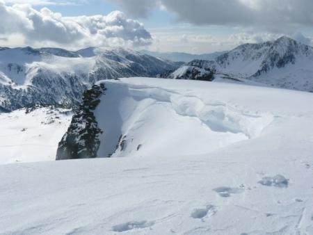 Un largo invierno anómalo y largo que se nota en el ártico y en las zonas alpinas