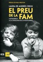 """Reseña de """"El preu de la fam"""" el libro que analiza el estraperlo y el hambre en los años 40"""