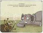 Monarcas, elefantes y leyes