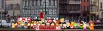 La primera manifestación virtual sindical, contra las 65 horas, sigue avanzando