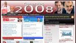 Generales2008.info la web para seguir las elecciones 2.0