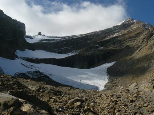 Los glaciares pirenaicos retroceden en este verano a pesar del excepcional invierno nivológico