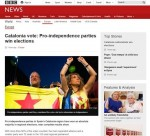 El análisis 27S y la vergüenza de las portadas de la prensa española