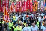 Diferencias entre las huelgas francesas y las huelgas españolas