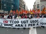 La primera Jornada Mundial por el Trabajo Digno: sindicalismo globalizado frente a un capitalismo globalizado