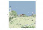 El conflicto venezolano geolocalizado en twitter, los antichavistas utilizan GPS, los de Maduro no.