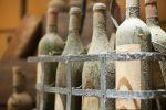 Fregar el terra amb vi bo