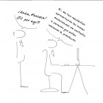 Piquete empresarial 4, el cómic: Un ERO unipersonal y los becarios