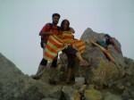Ascensión al Pedraforca (2.497 m): Niebla y lluvia en una de las cimas más emblemáticas