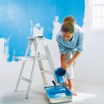 De reformas en el blog, una manita de pintura