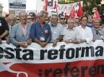 Zeitgeist antisindical IX: ¿Los sindicatos solo se manifiestan contra el PP?