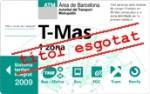 ¿Hay alternativas a la subidas de las tarifas del transporte público en Barcelona? Sí, la T-MAS agotada