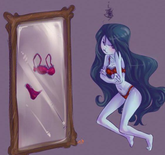 vampire-mirror