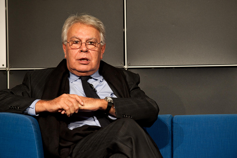 A Felipe González, de un exsocialista e independentista ... Felipe Baquero Gonzalez