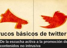 Técnicas de promoción de contenidos no intrusivas para twitter