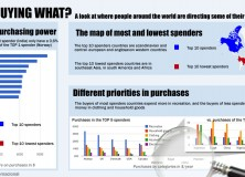 Superado el curso Introduction to Infographics and Data Visualization de la Universidad de Texas